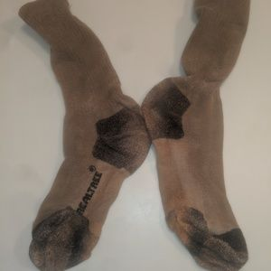 Realtree men's worn socks